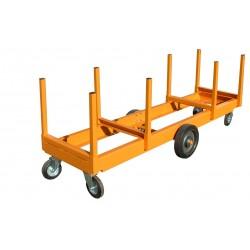 Transportwagen für schwere Langware