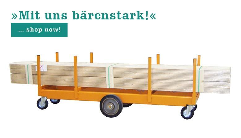 Langwarenwagen
